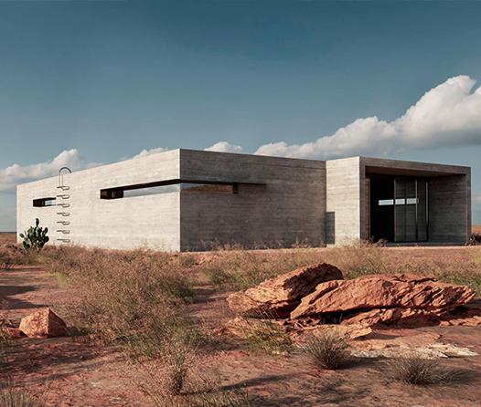 Nuevo México Sharphouse