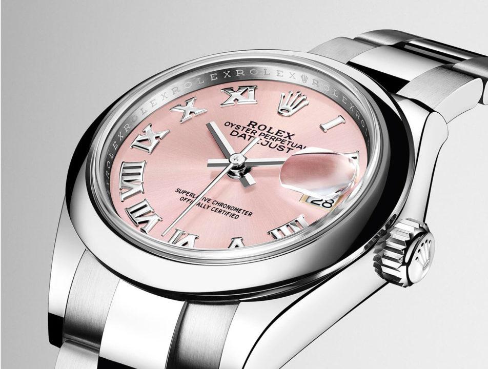 envío gratis 43dea ef250 Estos ocho relojes Rolex femeninos te deslumbrarán