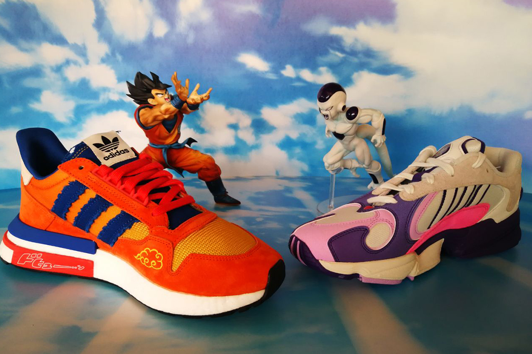 Zapatos Adidas Para Niños De Dragon Ball Zapatos