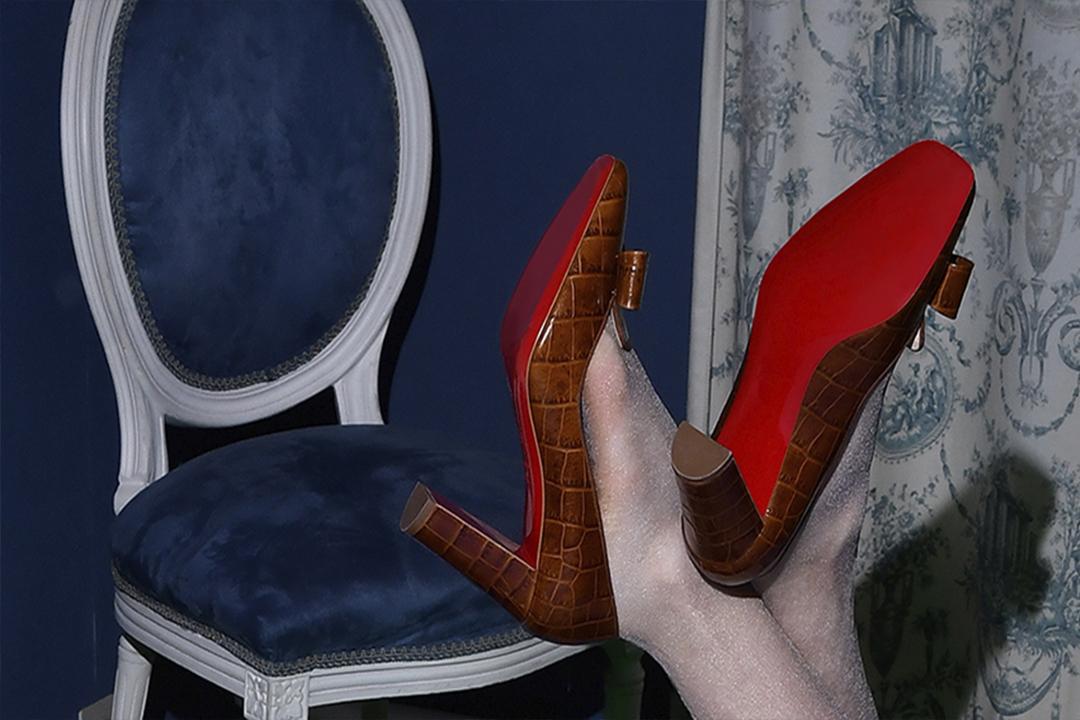 Las suelas rojas ya no serán exclusivas de Christian Louboutin