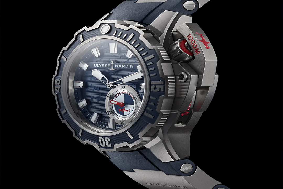 baratas para descuento 74045 f1c28 Amantes del buceo, este reloj se puede sumergir mil metros ...