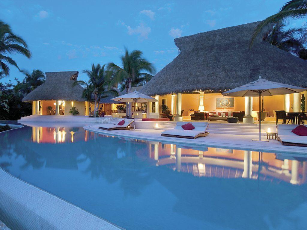 Un verdadero paraíso tropical