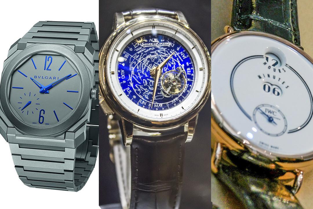 ae7ce47599c3 5 relojes que no debes perderte si vas al SIAR