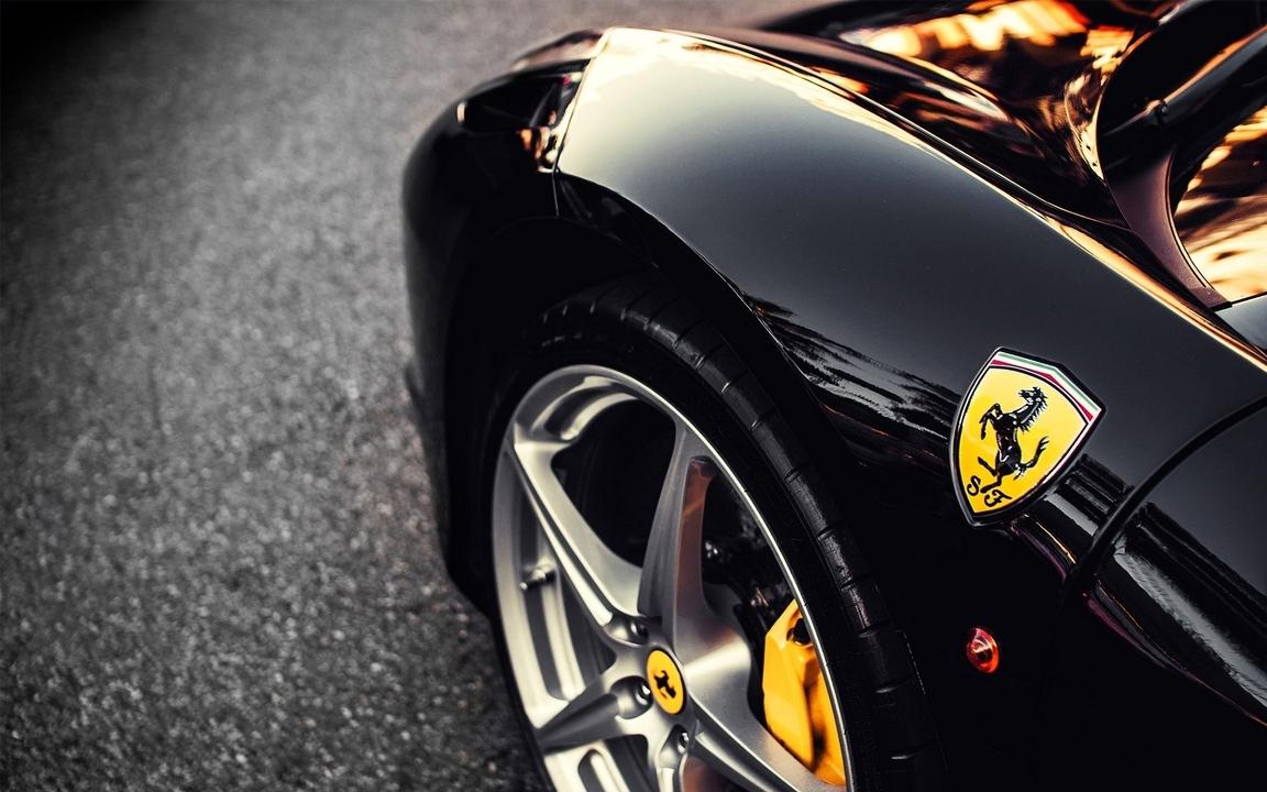 La Historia Detras De Los Logotipos Ferrari Porsche Y Lamborghini