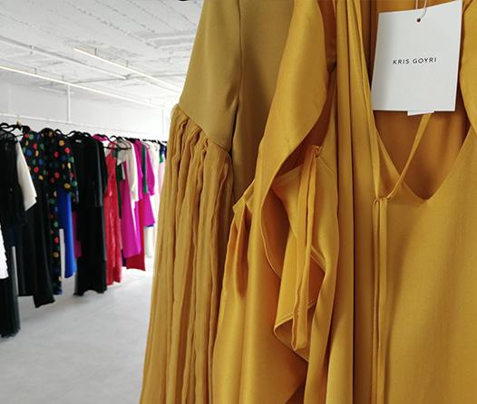 Kris Goyri Showroom