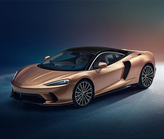 McLaren 2020