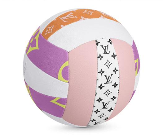 balón-de-voleibol-Louis-Vuitton
