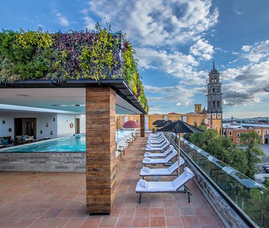 Rosewood Puebla Rooftop