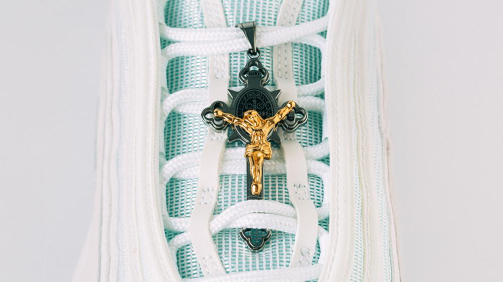 Sneakers de Jesús