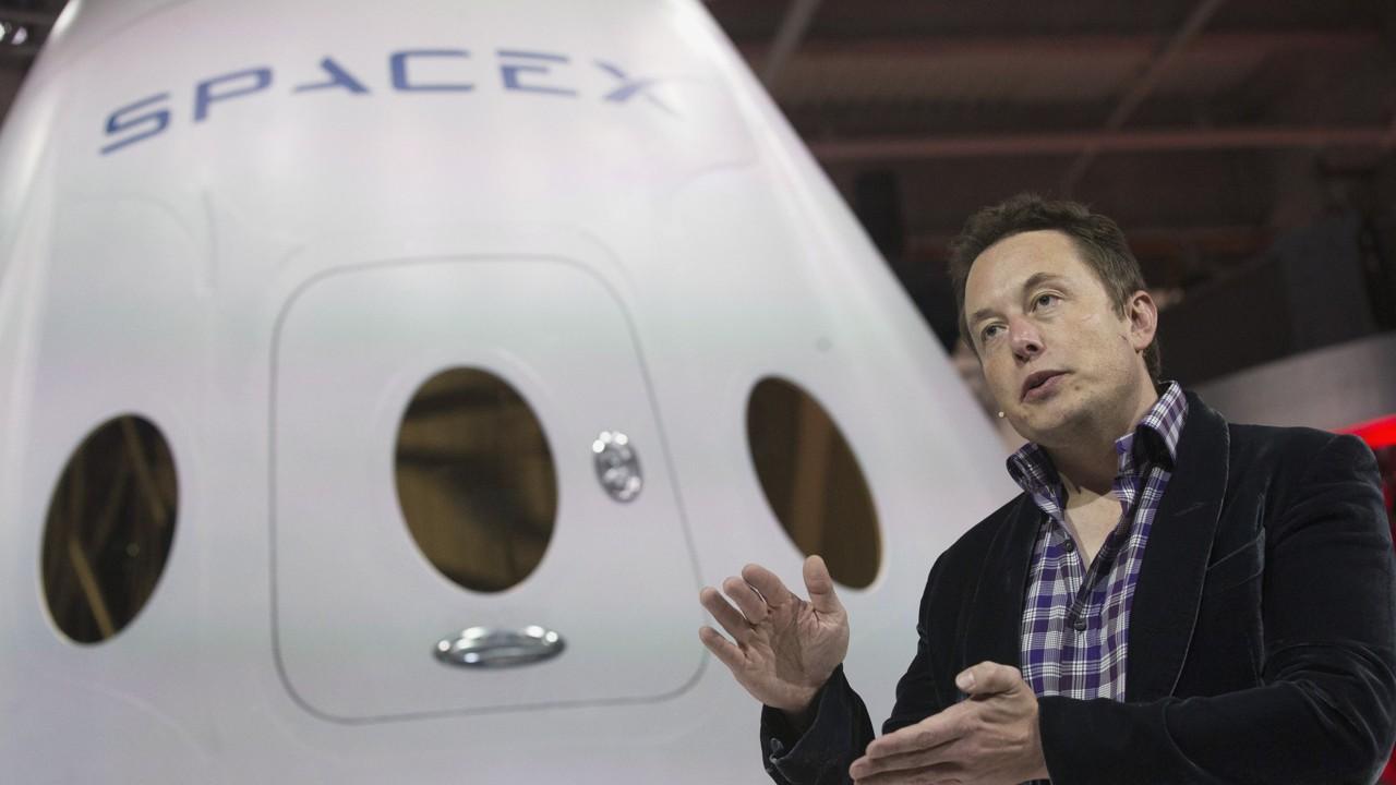 Ahora SpaceX de Elon Musk ira a Júpiter a cumplir una misión de la NASA