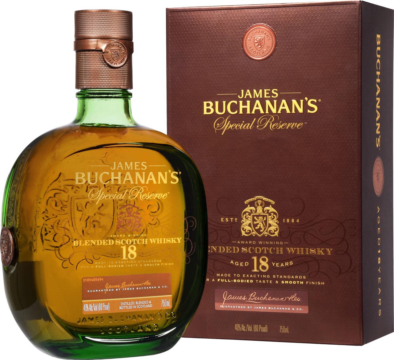 Buchanan's 18 Special Reserve