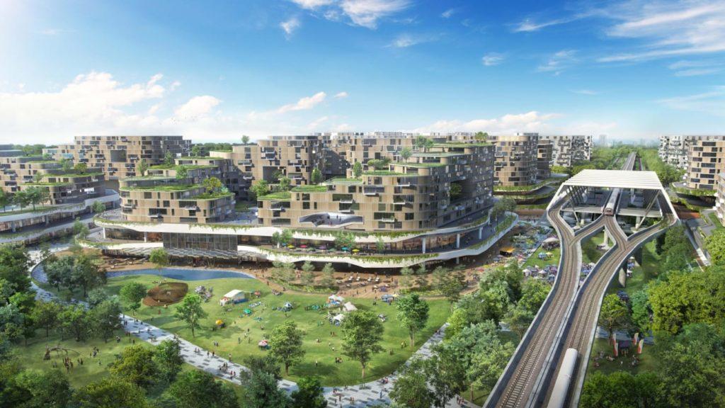 Singapur da un paso adelante construyendo una ciudad inteligente