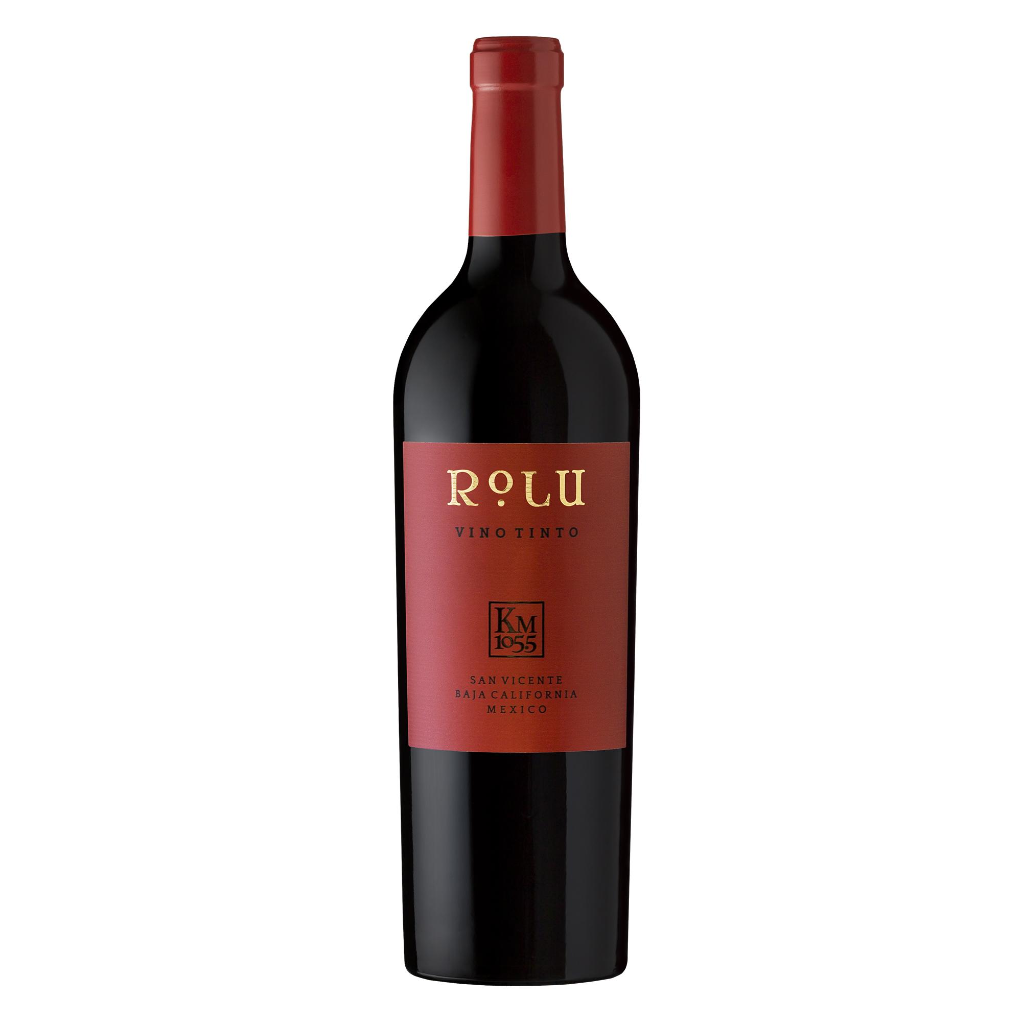 Rolu Blend – Vino tinto ensamblaje de uvas Tempranillo, Nebbiolo y Cabernet Sauvignon 750 ml.