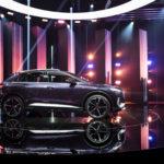 Electrizante: no hay otra palabra para describir el estreno mundial del Audi Q4 e-tron