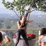 Esto es Bala, la forma de entrenar box al aire libre en JW Marriott Mexico City