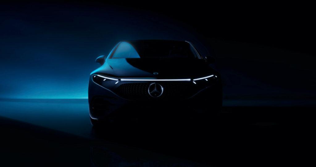El nuevo Mercedes-Benz EQS redefine el lujo en el segmento de los vehículos eléctricos
