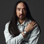 Vida nocturna, alegría y música, todo reunido en el nuevo reloj de Steve Aoki y Bvlgari