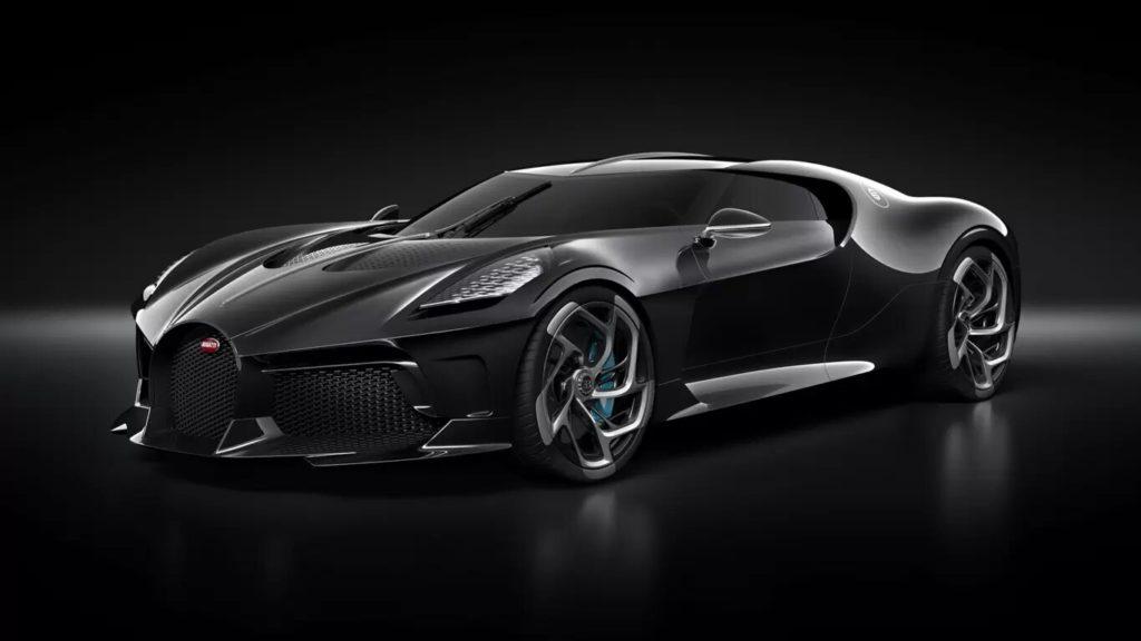 Estamos a unos días de conocer el auto más exclusivo del mundo: Bugatti La Voiture Noire