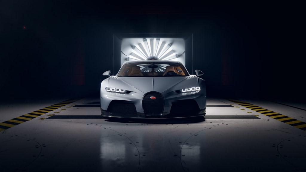 Máxima velocidad y lujo absoluto, así es el nuevo Bugatti Chiron Super Sport