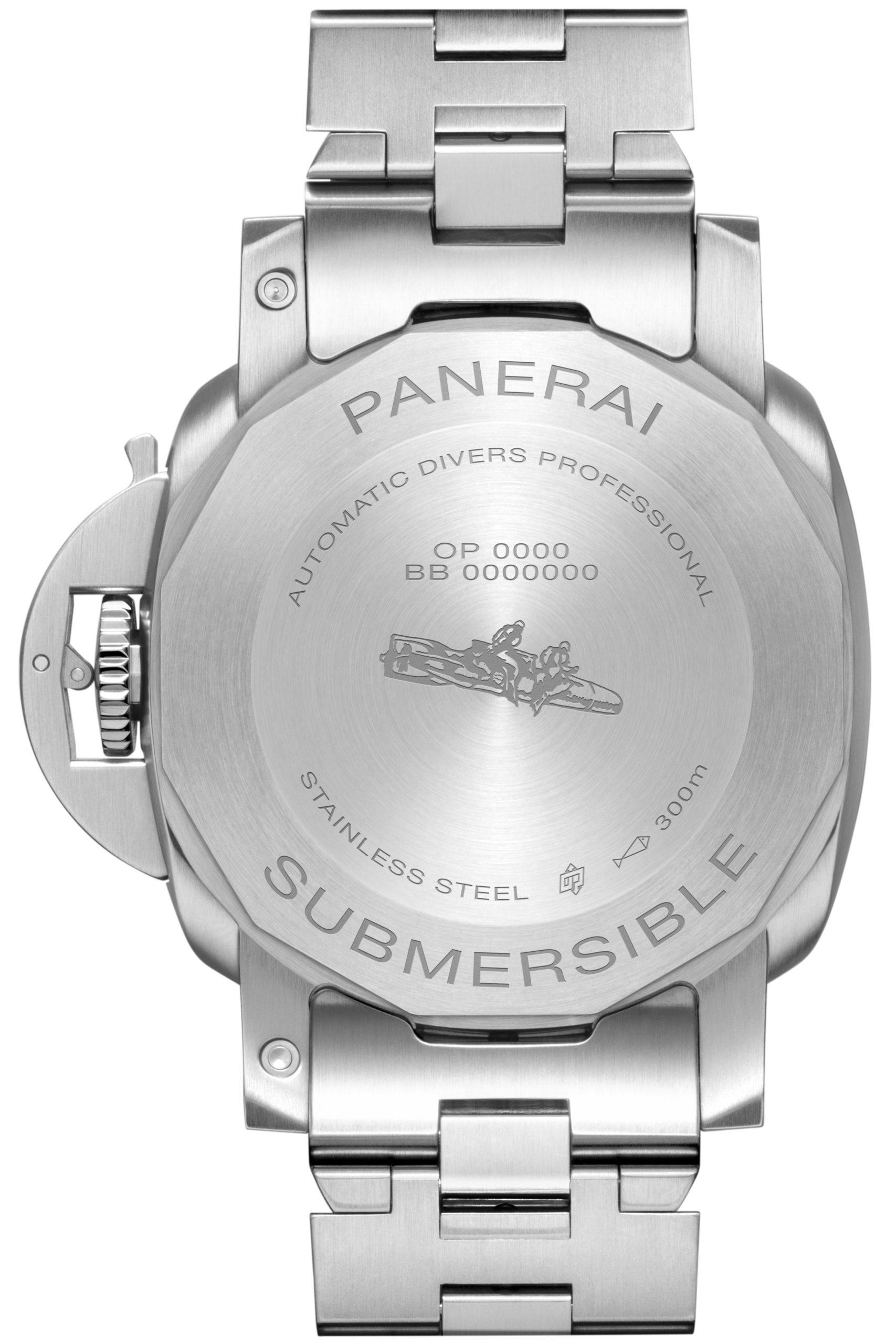 Submersible Blu Notte (PAM01068)