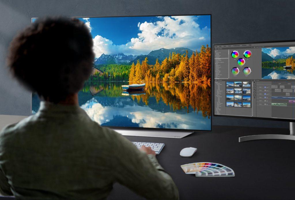 Haz que el cine cobre vida en millones de pixeles con LG OLED