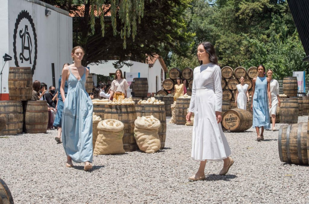 Mercedes-Benz Fashion Week llega a Puebla con propuestas de moda sustentable
