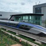 China estrena el tren más rápido del mundo, el Maglev, que alcanza los 600 km/h