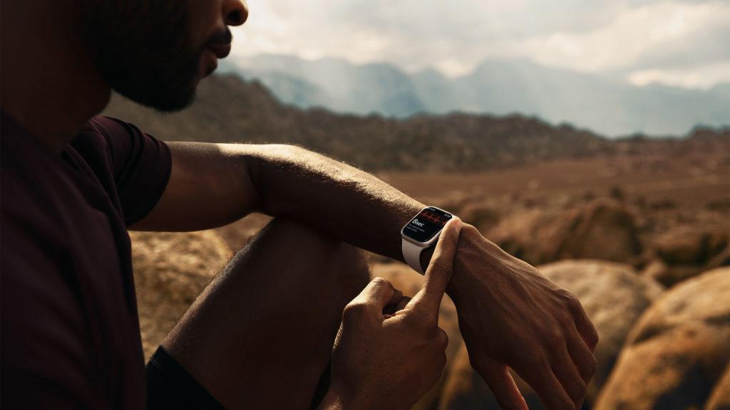 Con la pantalla más grande, avanzada y durable de su historia llega el Apple Watch Series 7
