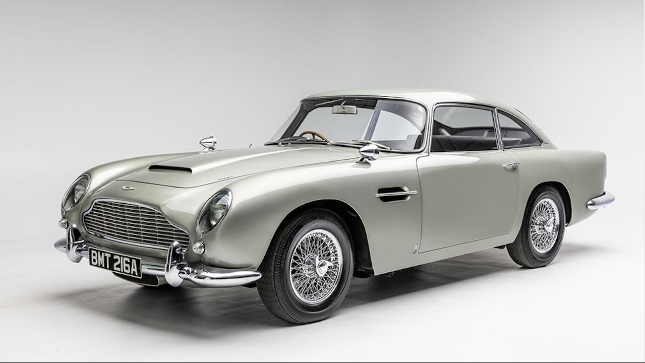 """La expo """"Bond in Motion"""" reúne los autos originales del agente 007 en Los Ángeles"""