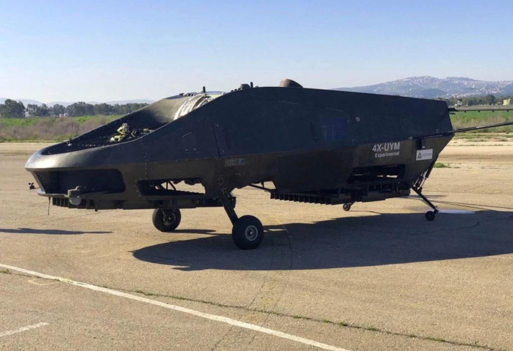 «Cityhawk», el primer auto volador del mundo sin hélices ni alas, ¿cómo vuela?