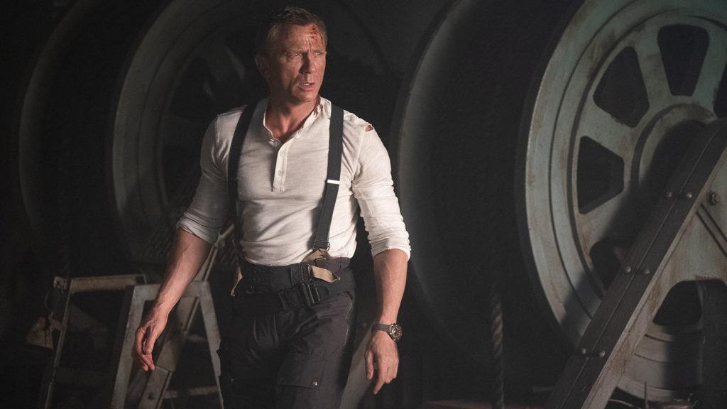 Hay algo que comparten Daniel Craig y James Bond, el buen gusto en relojes