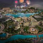 El primer parque temático de Universal Studios en China está a punto de abrir