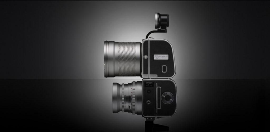 Hasselblad celebra 80 años de crear cámaras que se usan en la Tierra y en el espacio