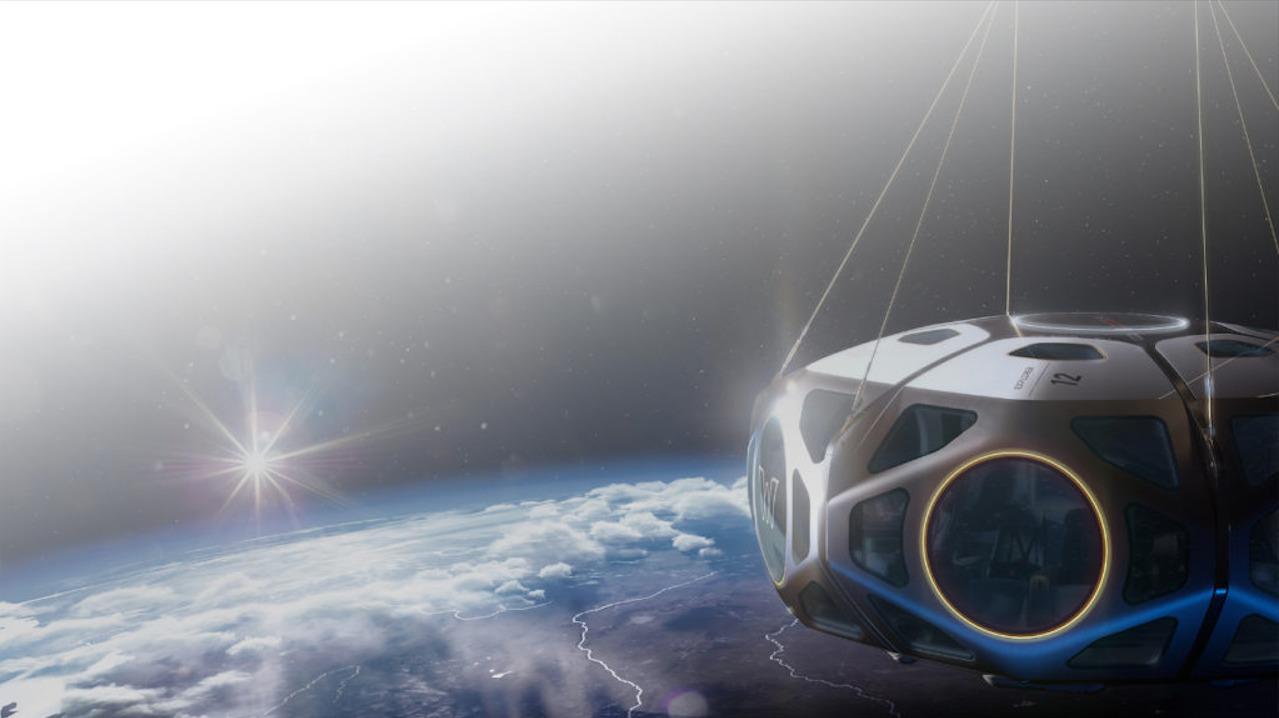World View te lleva de los destinos más maravillosos del mundo hasta el borde del espacio en un globo estratosférico