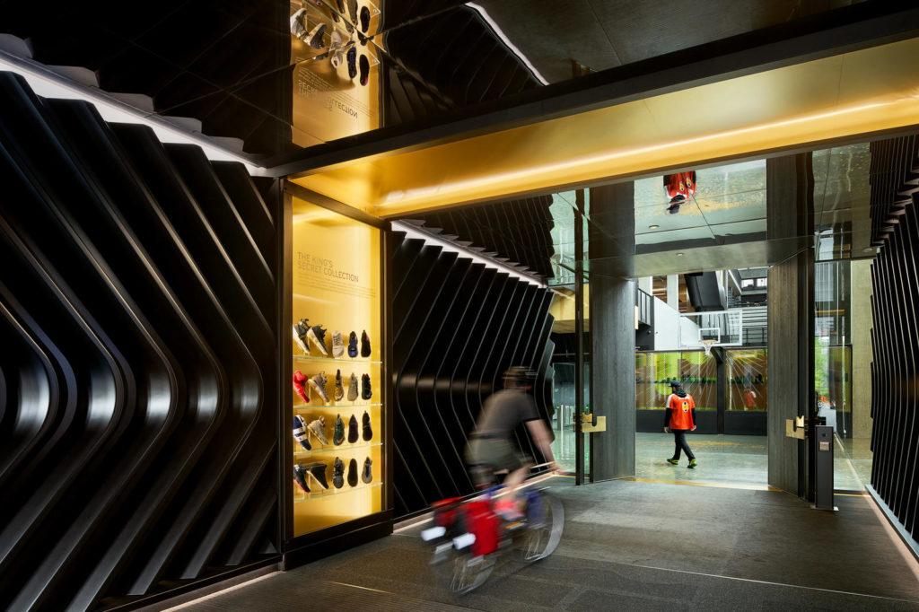 Nike anticipa el futuro del deporte desde el  Centro de Innovación LeBron James